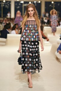 Chanel Looks East for Cruise 2015 Collection