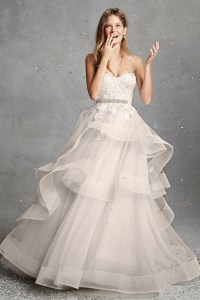 Monique Lhuillier Bliss Spring/Summer 2015 Wedding Dresses