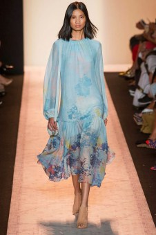 BCBG Max Azria Does Bohemian Luxe for Spring 2015