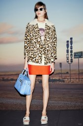 Coach Features Pastels, Clogs for Spring 2015 Collection