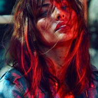 Alyssa Miller is Smokin' Hot in Denim for GQ UK