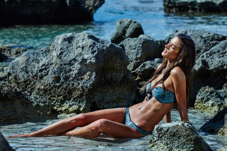 Alessandra Ambrosio Has Us Dreaming Of Summer In New Swim Campaign
