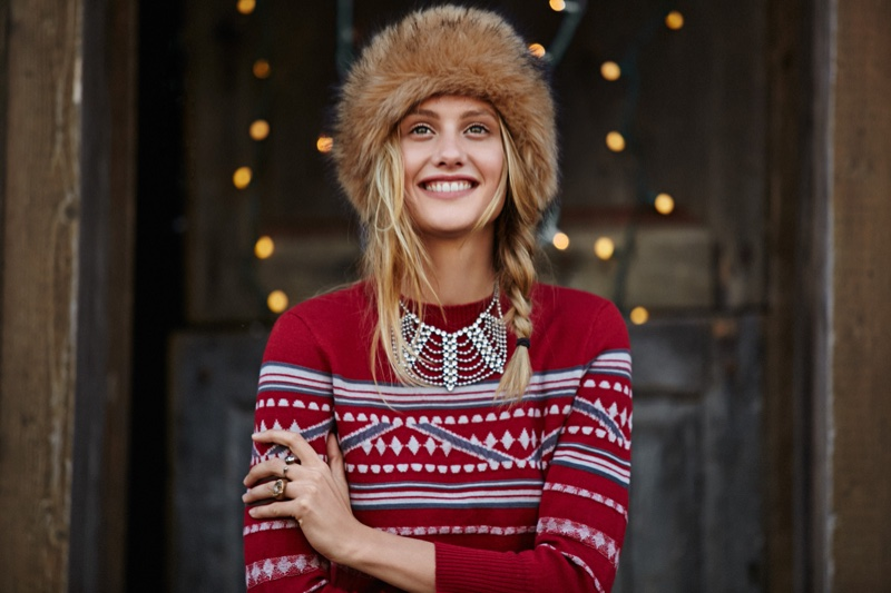 Free People 2015 Fall Winter Sweaters Accessories