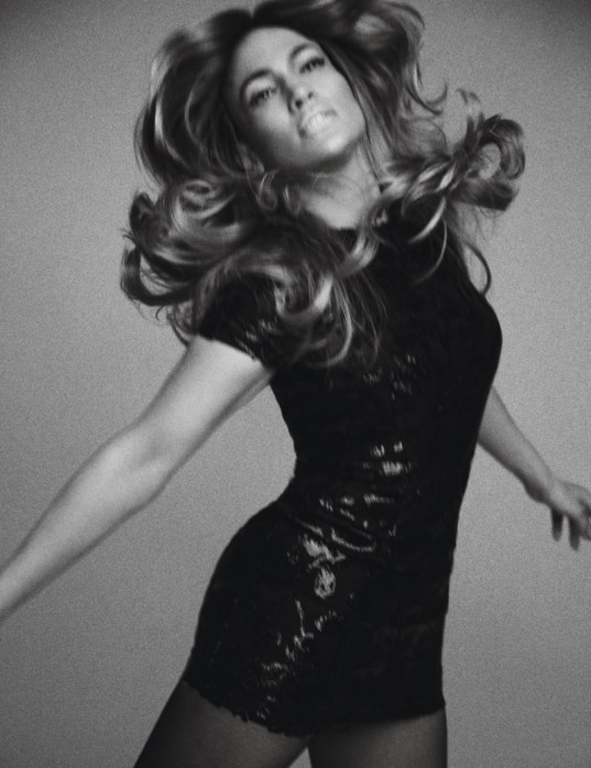 Jennifer Lopez Looks So Glamorous In W Cover Story