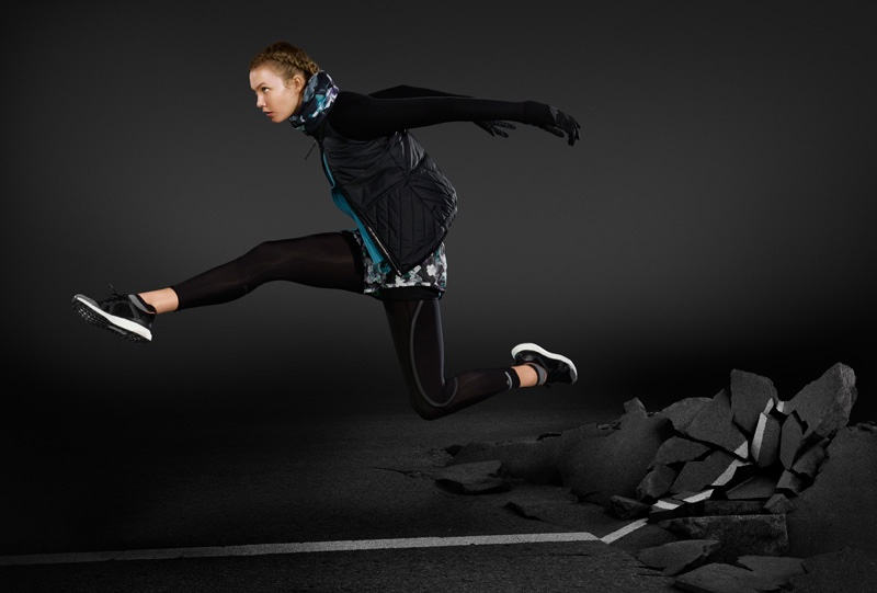 Adidas By Stella Mccartney 2016 Fall Winter Campaign