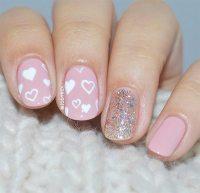 101 Classy Nail Art Designs for Short Nails | Fashionisers