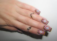 16 Tribal/ Ethnic Nail Art Designs That Will Jazz Up Your ...