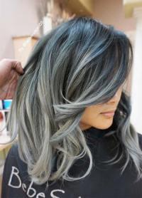 25 Best Ideas About Grey Hair Styles On Pinterest Hair ...