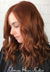 Copper Blonde Hair Color | www.imgkid.com - The Image Kid ...