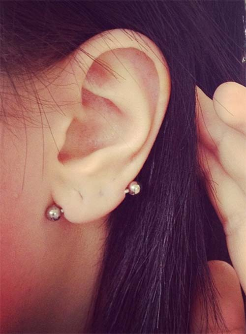Body Piercing Types, Healing Times and Aftercare Fashionisers
