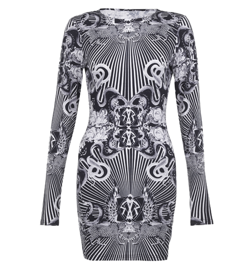 Rihanna for River Island dress