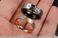 12+ [ Couple Saying Tattoos ] | 15 Unique Promise Rings ...