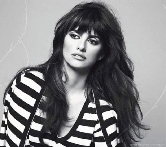 Edgy Girl Wallpaper 30 Penelope Cruz Hairstyles You Could Steal