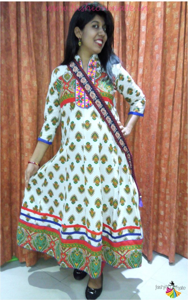 How to style your ethnic kurti bohemian indian look
