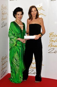 Phoebe Philo 196x300 Who Won What @ British Fashion Awards 2010 aka The Fashion Oscars?
