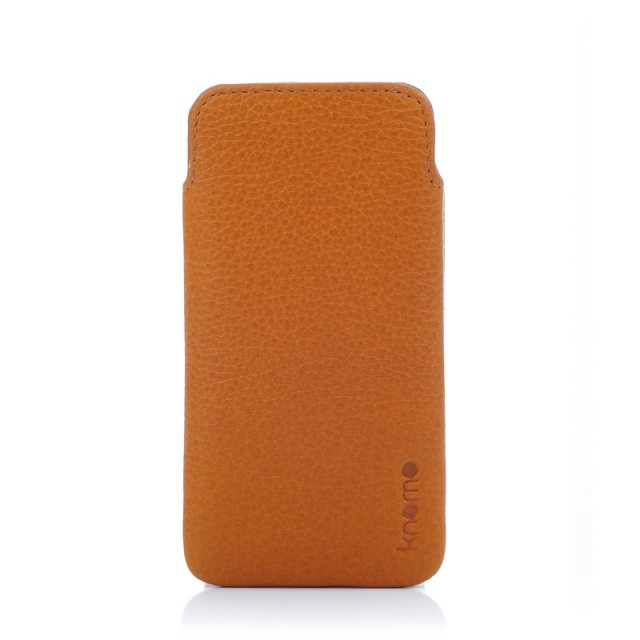 Knomo iPhone 5 Slim Leather Sleeve Case