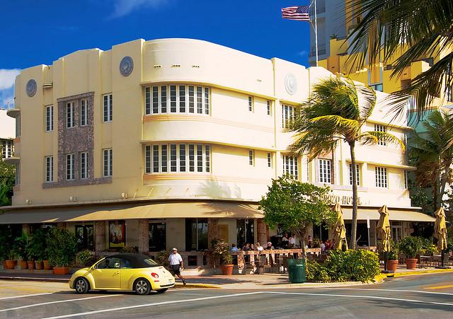 Miami Art Deco Hotel