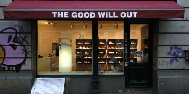 die 10 coolsten concept stores in deutschland the good will out mode shopping designer. Black Bedroom Furniture Sets. Home Design Ideas