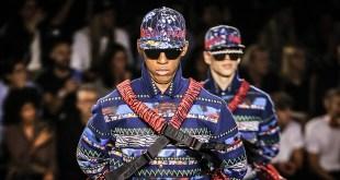 New York Fashion Show der KENZO x H&M Kollektion