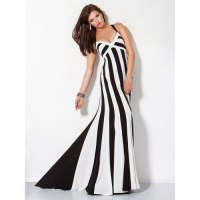 Black And White Prom Dress Collection For 2015 - Fashion 2017