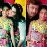Nida Yasir and Yasir Nawaz 's Daughter Birthday Pictures