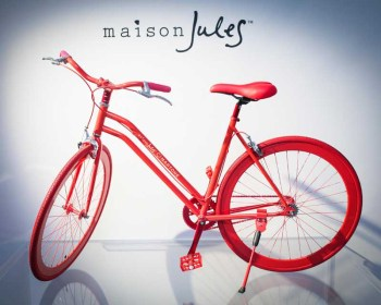 MAISON JULES NYFW Launch Presentation