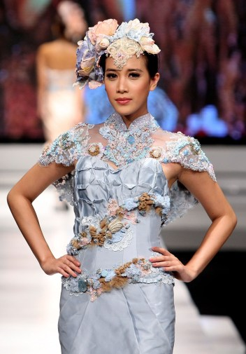 Imelda Kartini at ESMOD