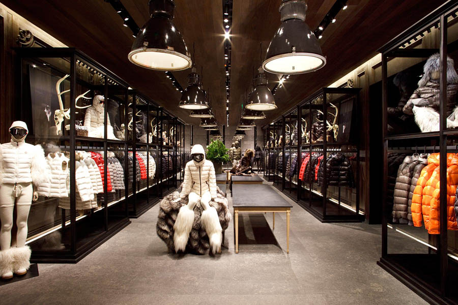 moncler store in london