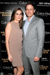 "Lionsgate with The Cinema Society & Calvin Klein Collection Host a Special Screening of ""The Hunger Games"""