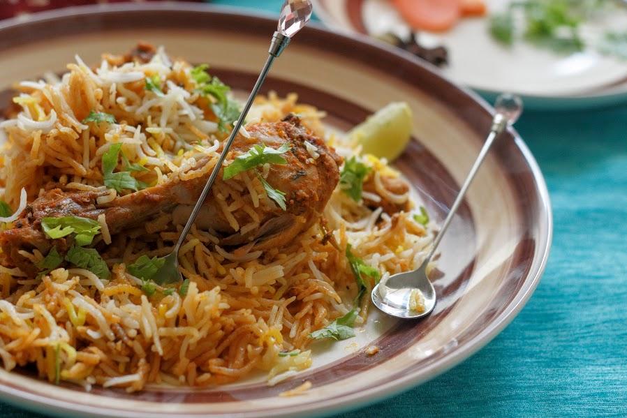 how to make chicken biryani recipe