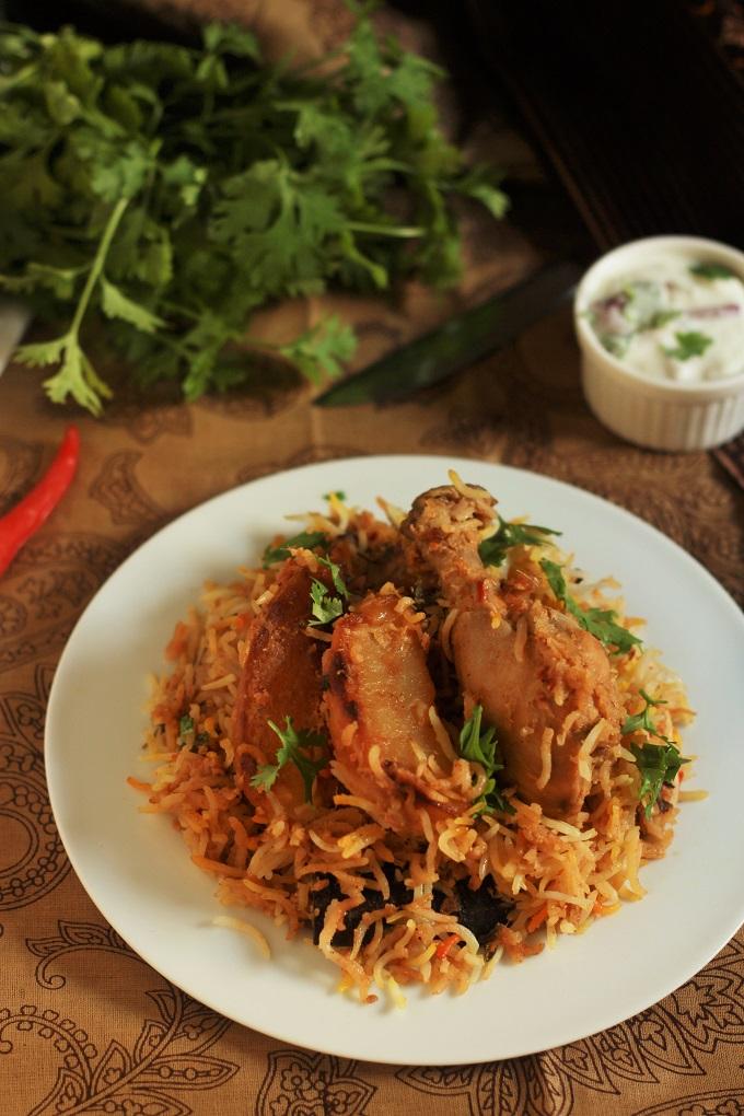 Chicken Biryani Recipe Pakistani Pakistani Chicken Biry...