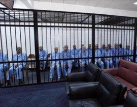 محكمة استئنـاف جنوب طرابلس تحكم بالسجن لمدة اثنتي عشرة سنة على عدد من رموز ومسؤولي النظام السابق