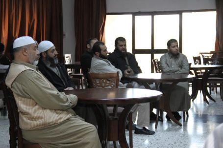 ختام فعاليات امتحانات الإجازة في حفظ القرآن الكريم على مستوى المنطقة الغربية بصبراتة 1