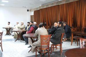 ختام فعاليات امتحانات الإجازة في حفظ القرآن الكريم على مستوى المنطقة الغربية بصبراتة 4