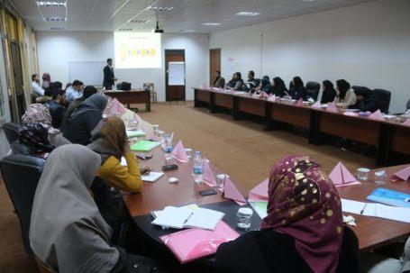 المعهد الجمهوري الدوري يقدم دورة تدريبية في ادارة التغيير والتفكير الابداعي لموظفي بلدية صبراتة0