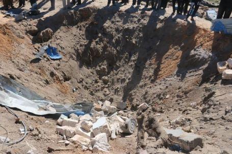 41 قتيلاً و أكثر من 6 جرحى من جنسيات غير ليبية جراء قصف منزل بمنطقة القصر بصبراتة5