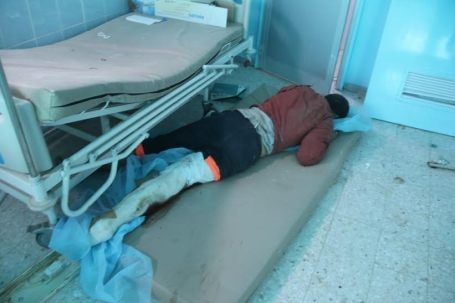 41 قتيلاً و أكثر من 6 جرحى من جنسيات غير ليبية جراء قصف منزل بمنطقة القصر بصبراتةbvg