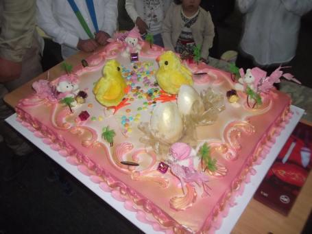 مدرسة ديسر تقيم احتفالية بمناسبة عيد الطفل1