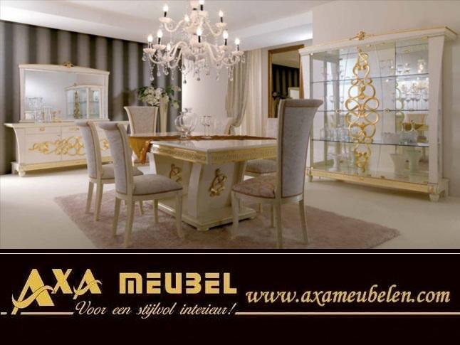 Italienische Möbel in Hochglanz Lack zu günstigen AXA Preisen in - klassisch italienischen mobeln