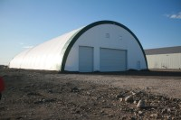 Portable Farm Equipment Storage Buildings