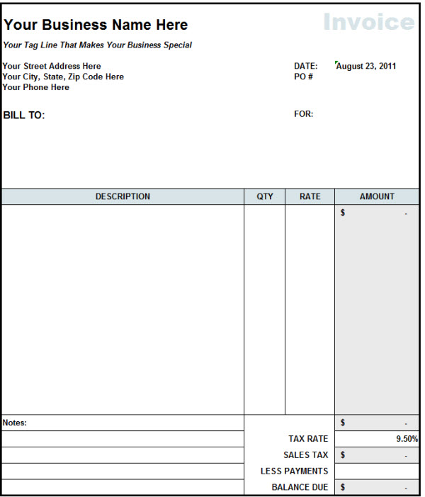631404981483 - Perforated Invoice Paper Pdf Copy Of Invoice Word - sample invoices for services rendered