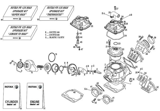 buell rotax engine diagram