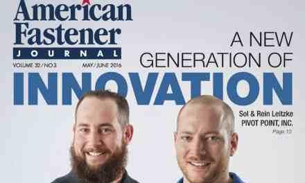 American Fastener Journal, May/June 2016