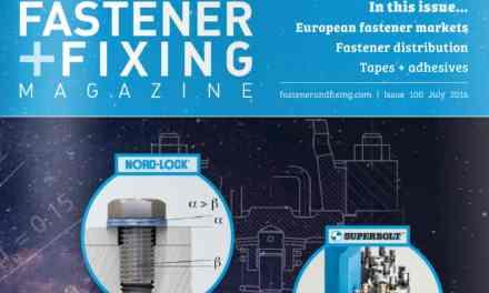Fastener + Fixing Magazine, July 2016