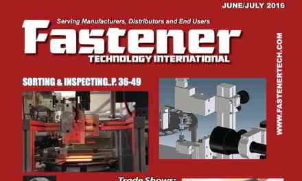 Fastener Technology International, June/July 2016