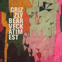 grizzly bear album cover