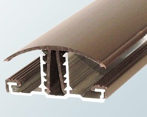 Snap-Down Main Bar (25, 35mm) | Timber Glazing Bars | Faster Plastics