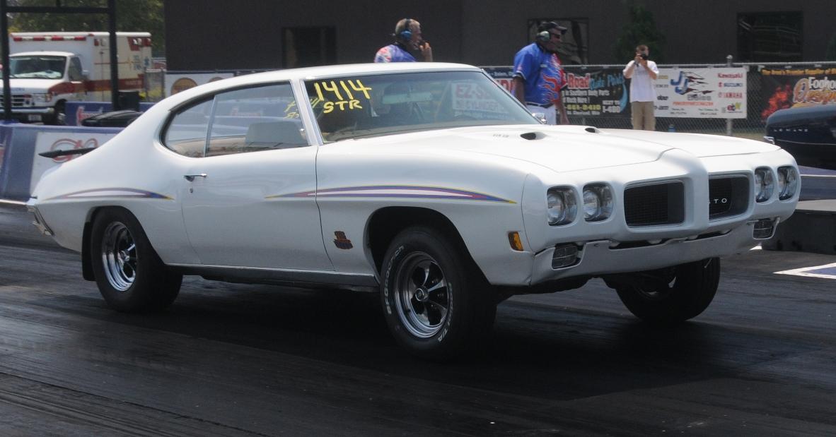 Wally Becker\u0027s 1970 GTO Judge \u2013 fastest  Pontiacs  ever