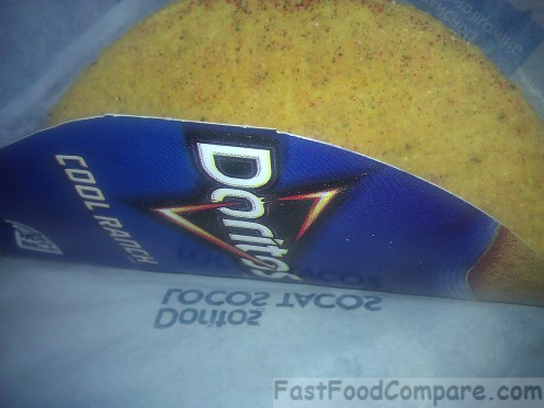 Taco Bell's Doritos Locos Taco: Cool Ranch or Nacho Cheese