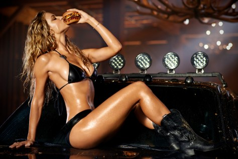 Hannah Ferguson - Texas BBQ Thickburger